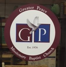 Greater Peace Missionary Baptist Church