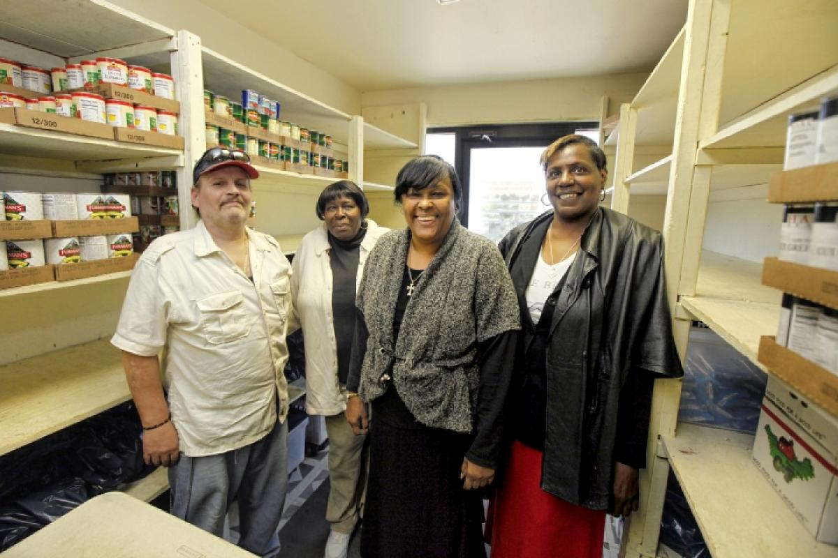 Center Of Hope International Bread Of Life Food Pantry