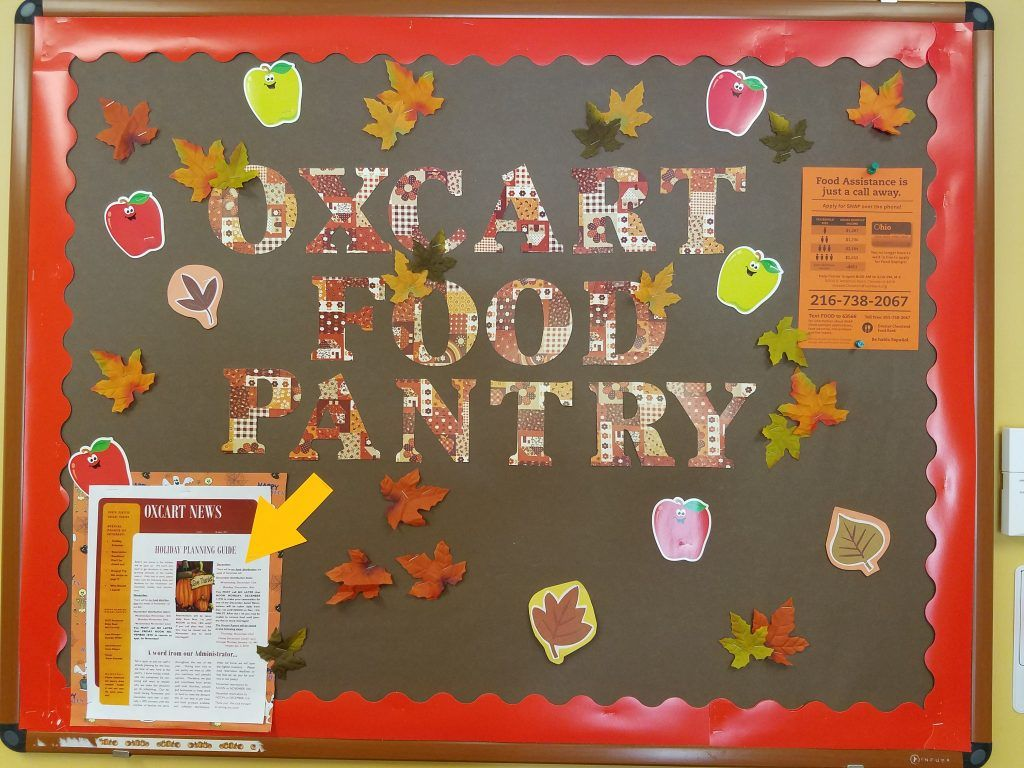 North Olmsted City - Oxcart Pantry