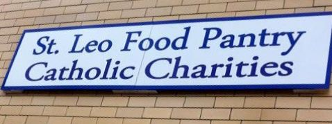St Leo the Great - Food Pantry