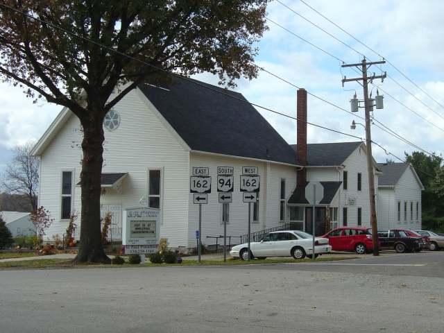 St Paul Evangelical Lutheran Church