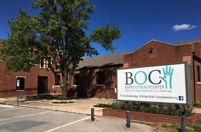 Bixby Community Outreach Center