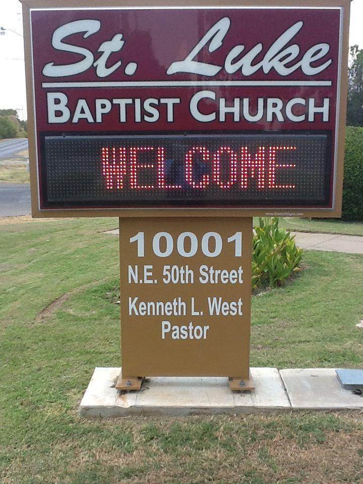 St Luke Baptist Church