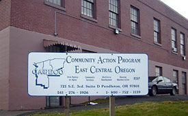 Community Action Program of East Central Oregon