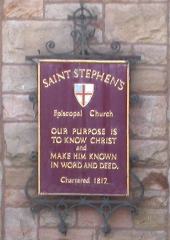 Reach of St.Stephen's Church