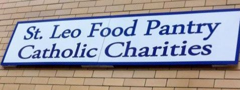 St Leo the Great  Pantry