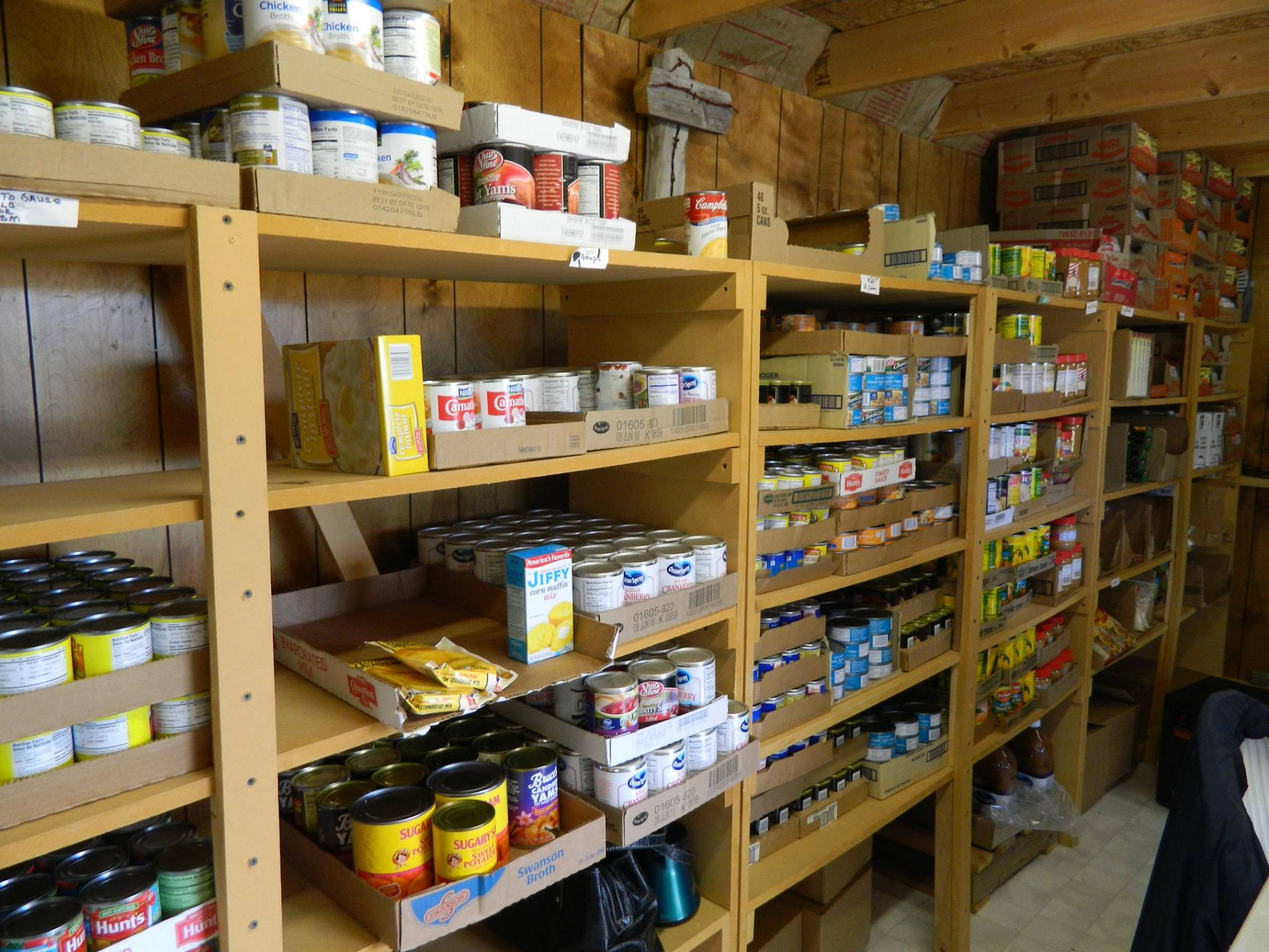 Bangs Food Pantry