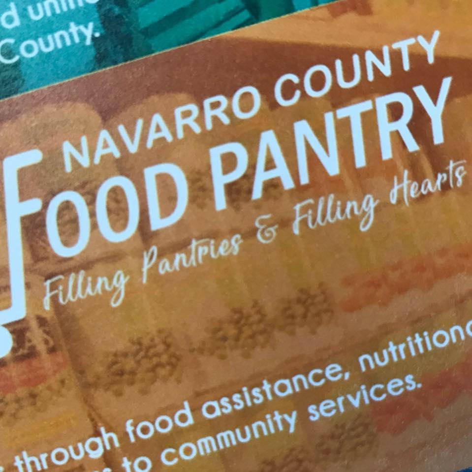 Navarro County Food Pantry