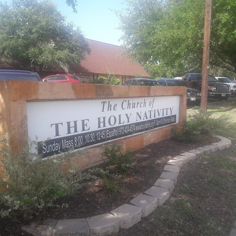 Plano Food Pantry - Holy Nativity Episcopal Church