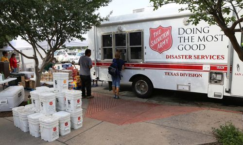 Salvation Army Corps of Garland