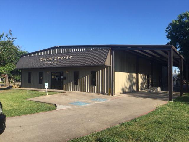 Terrell Share Center
