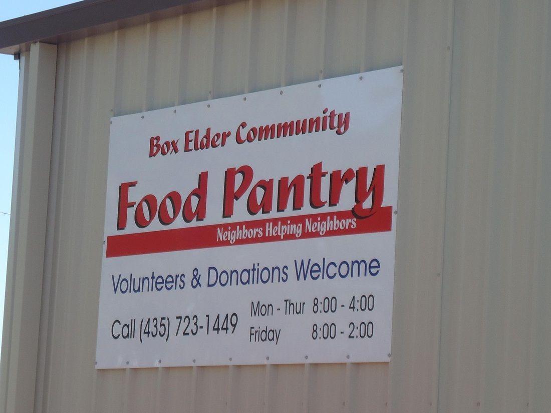 Box Elder Community Pantry