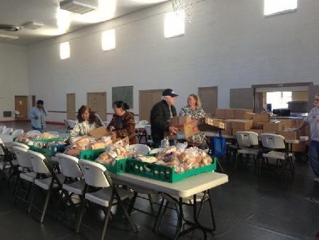 Griffin Memorial Church - Food Pantry