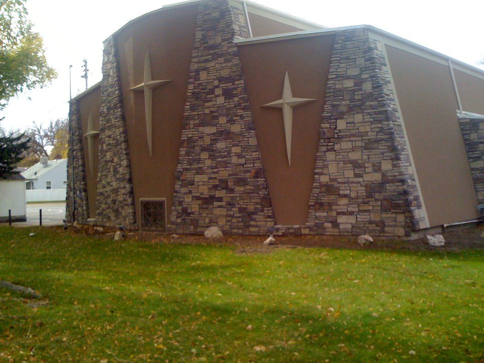 Church at Liberty Park Food Pantry