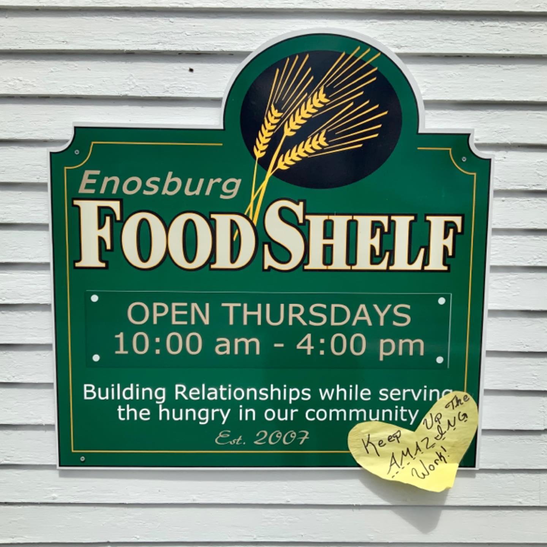 Enosburg Food Shelf