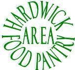 Hardwick Area Food Pantry