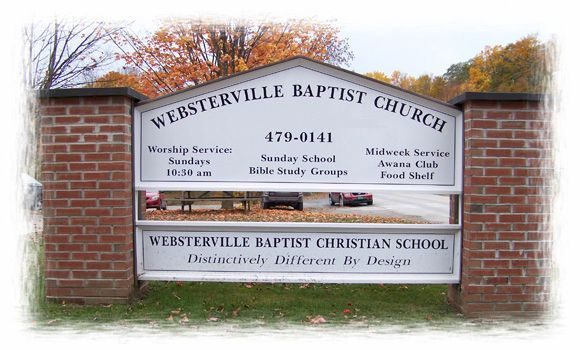 Websterville Food Shelf - Websterville Baptist Church