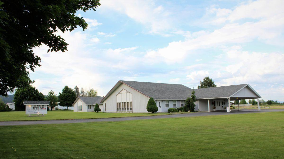 Otis Orchards Adventist Church - Food Bank