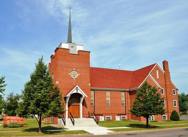 Hope Lutheran Church Food Pantry