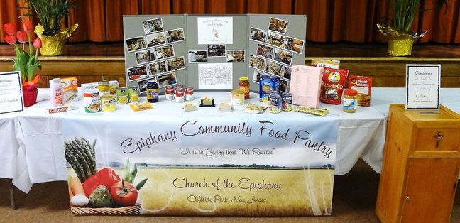 Epiphany Community Food Pantry