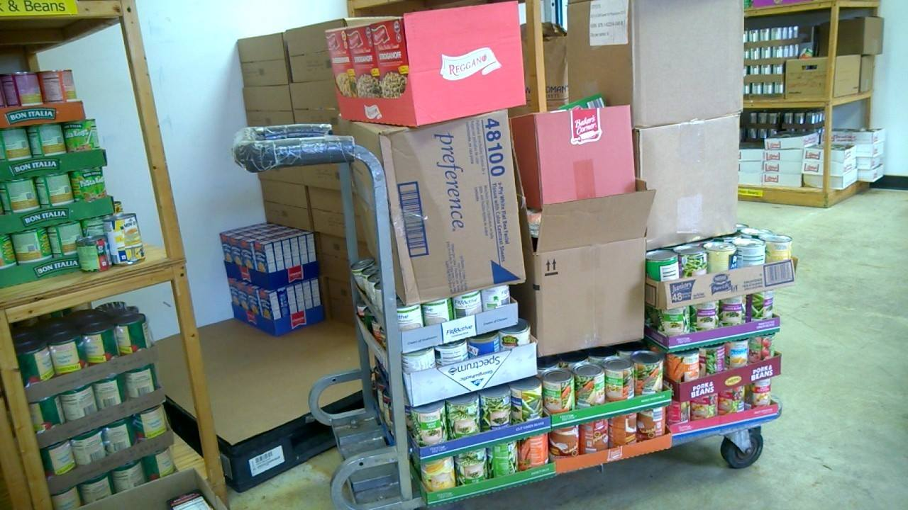 Caritas Beloit Food Pantry