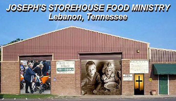 Joseph\'s Storehouse
