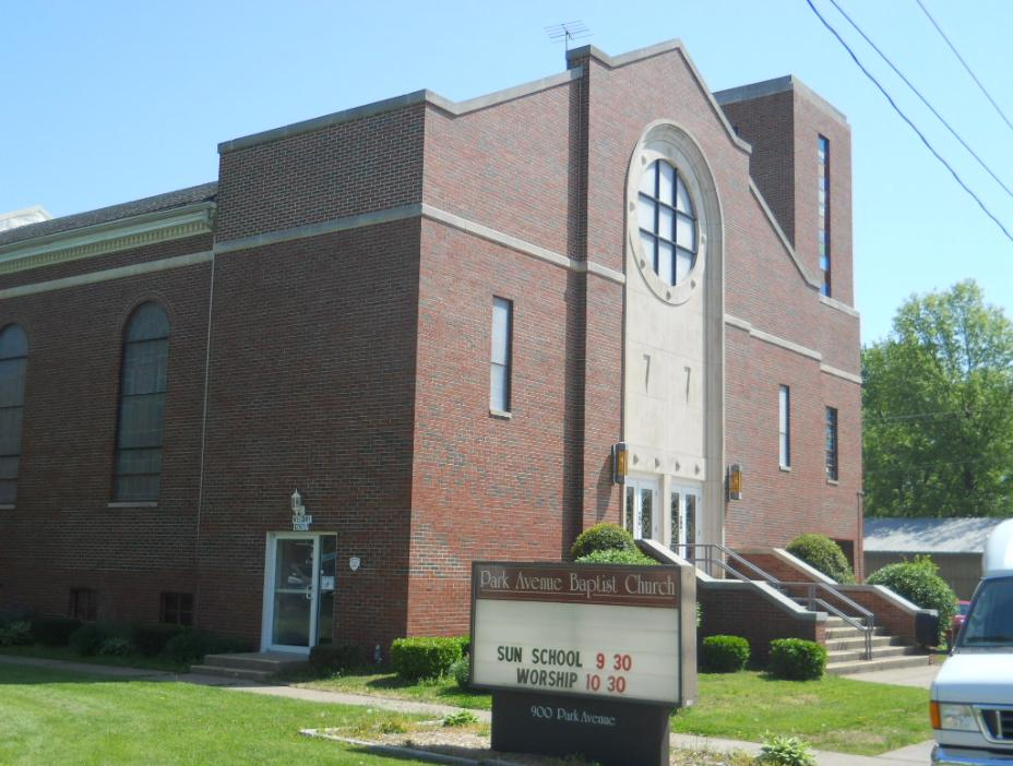 Park Avenue Baptist Church - Food Pantry