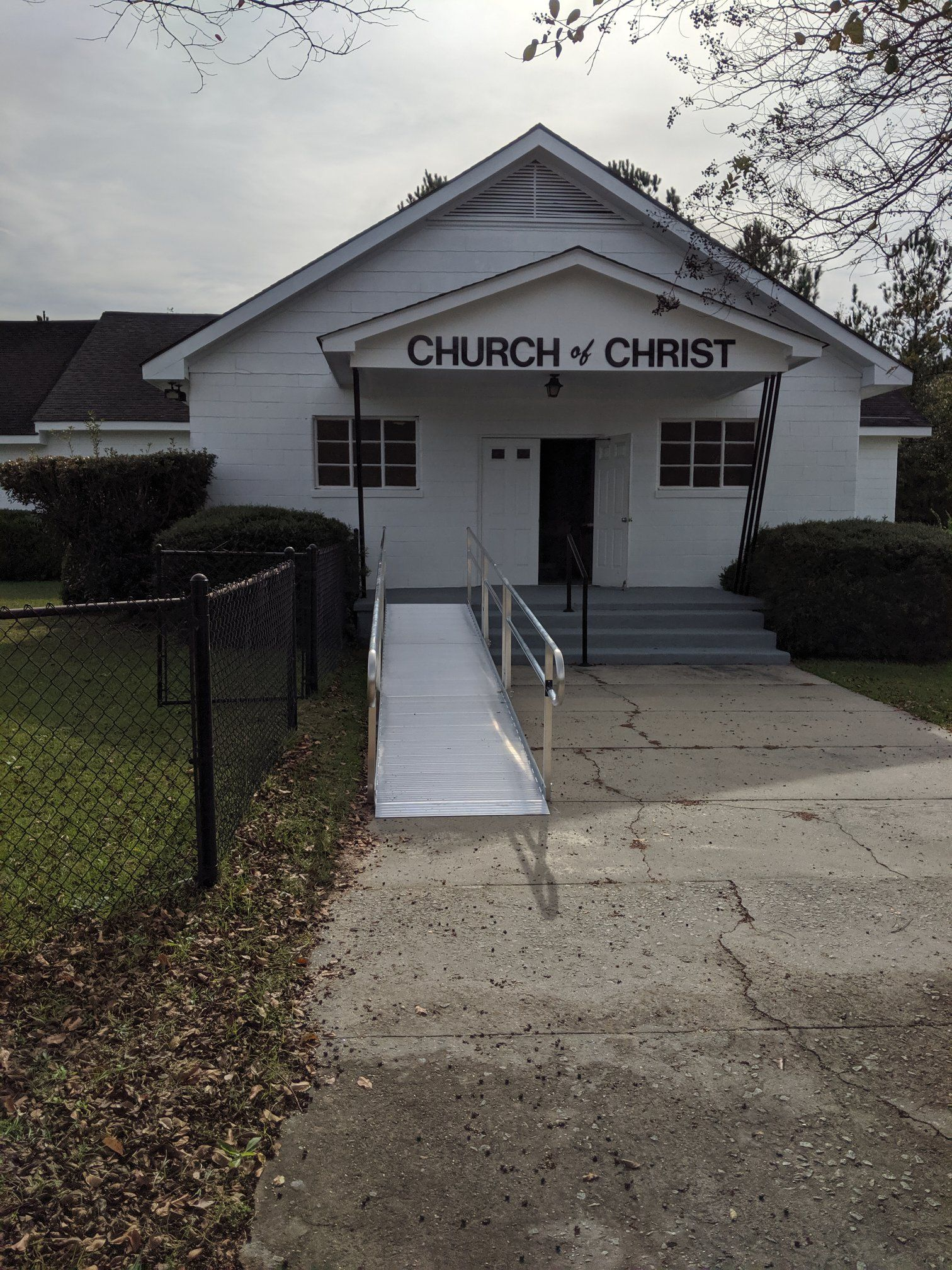 Williston Church of Christ