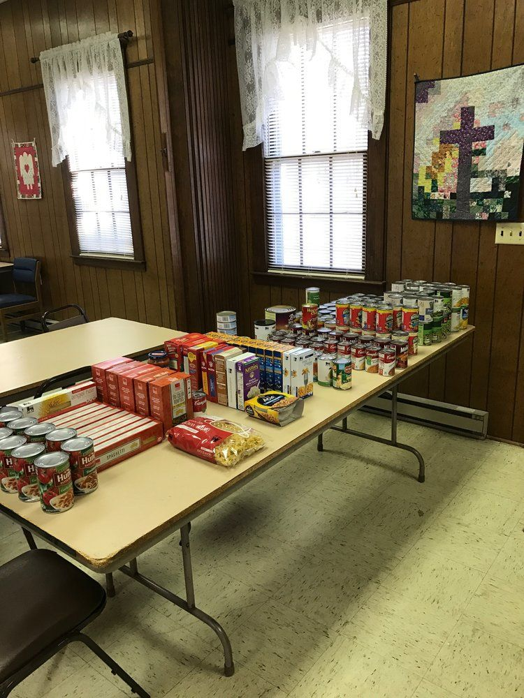 Rougemont Food Pantry