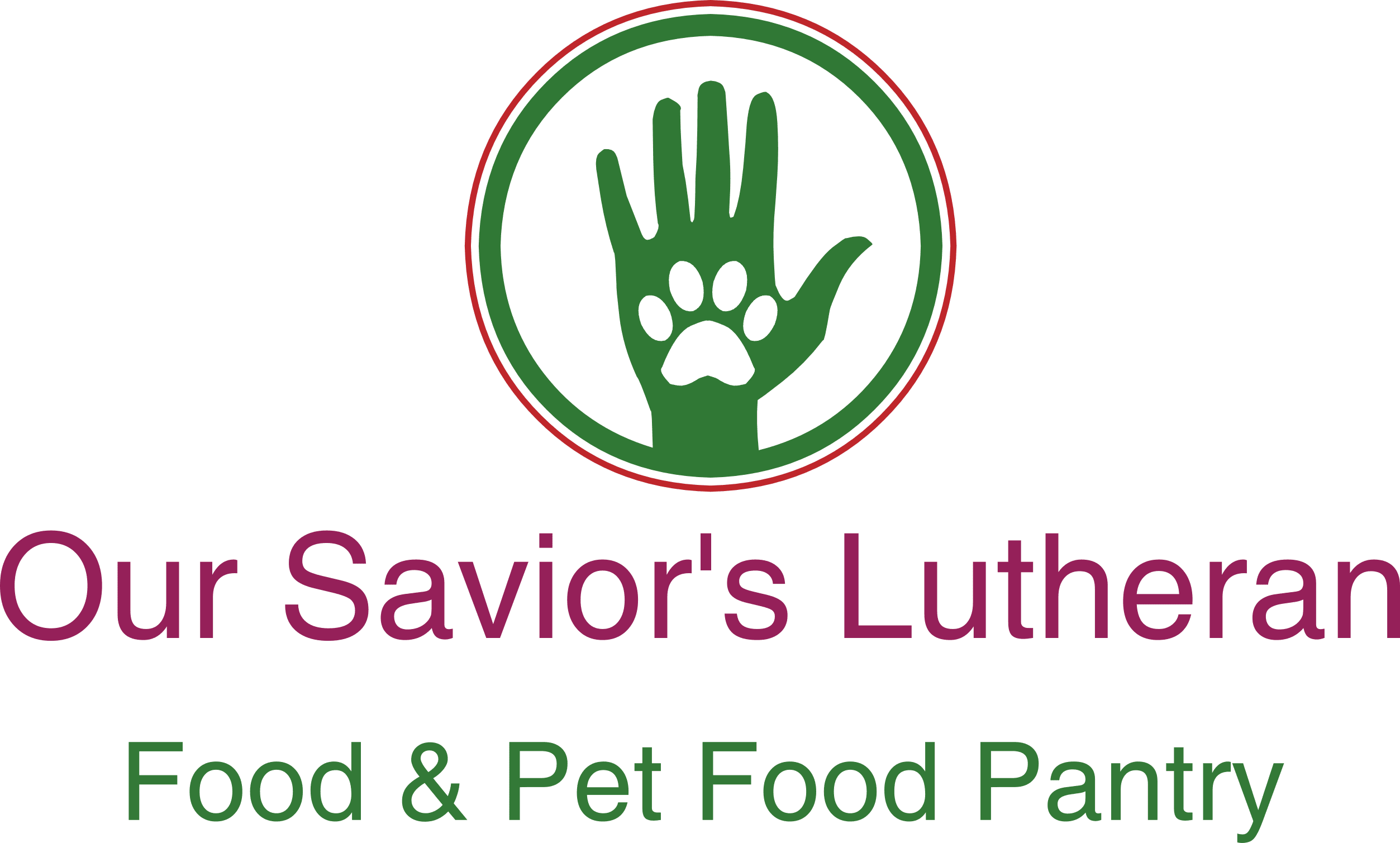 Our Savior's Lutheran Food & Pet Food Pantry