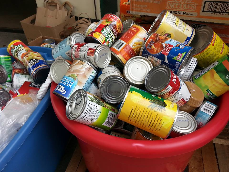 Free Food Pantries Near Me Today