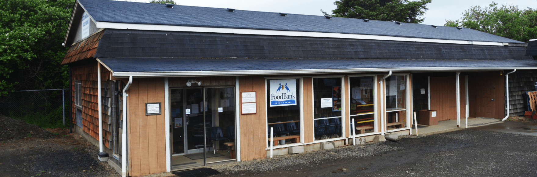 Ocean Shores Food Bank