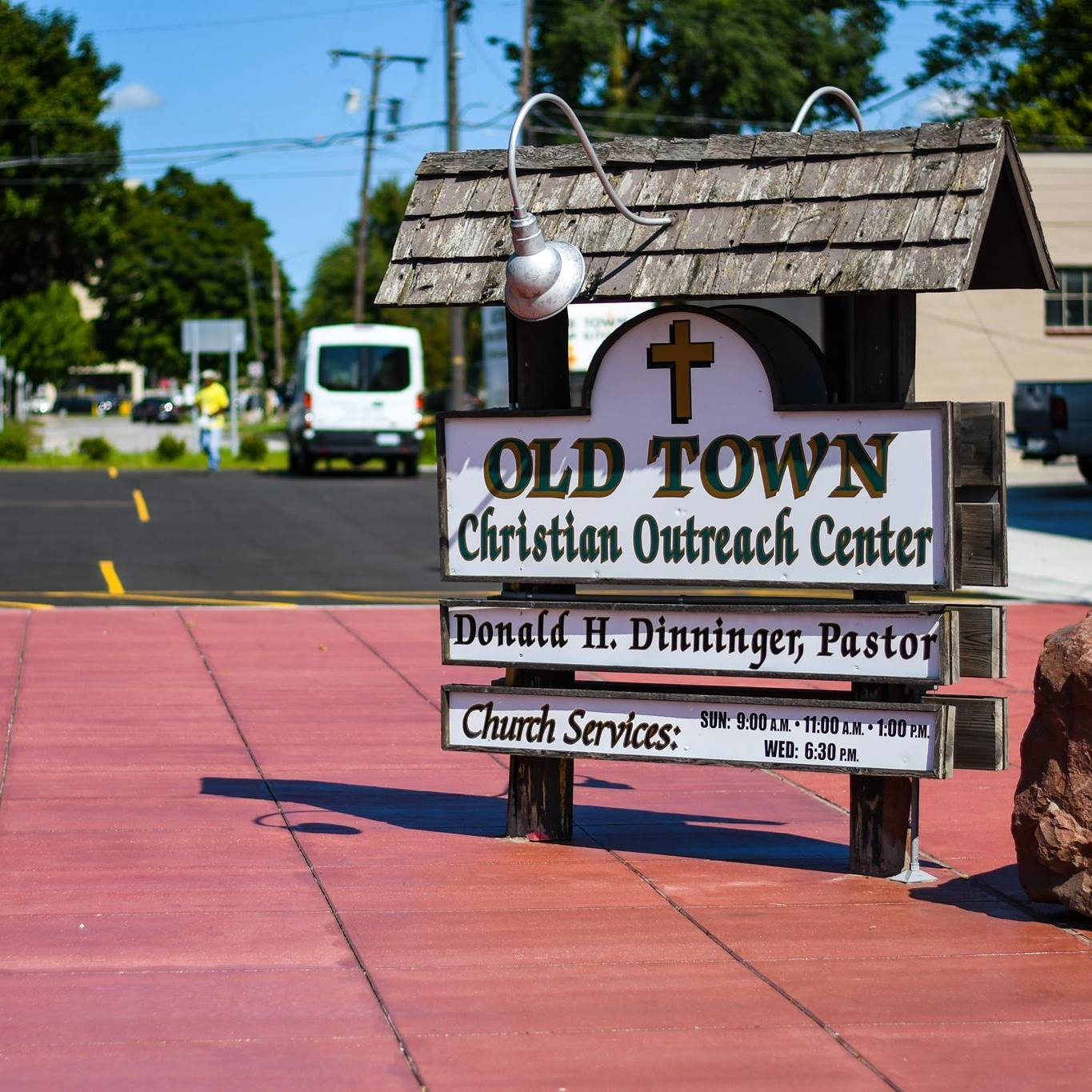 Old Town Christian OutReach Soup Kitchen