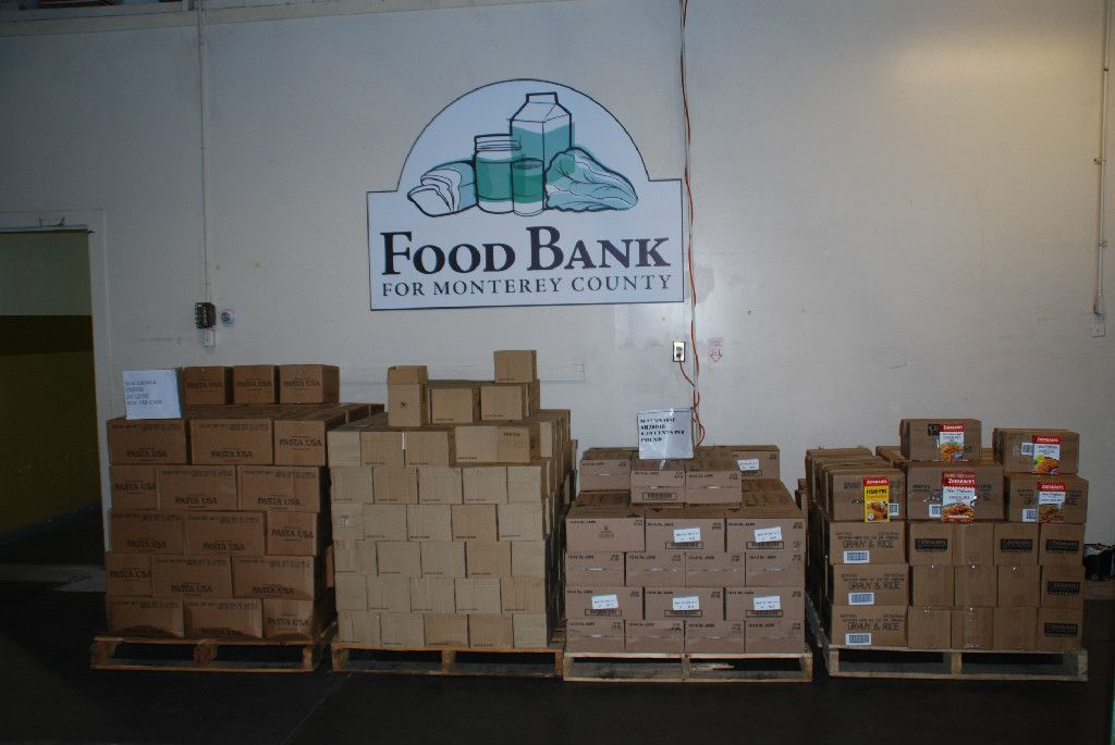 Thomas Carman Food Pantry