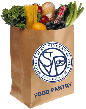 St. Vincent de Paul Food Pantry