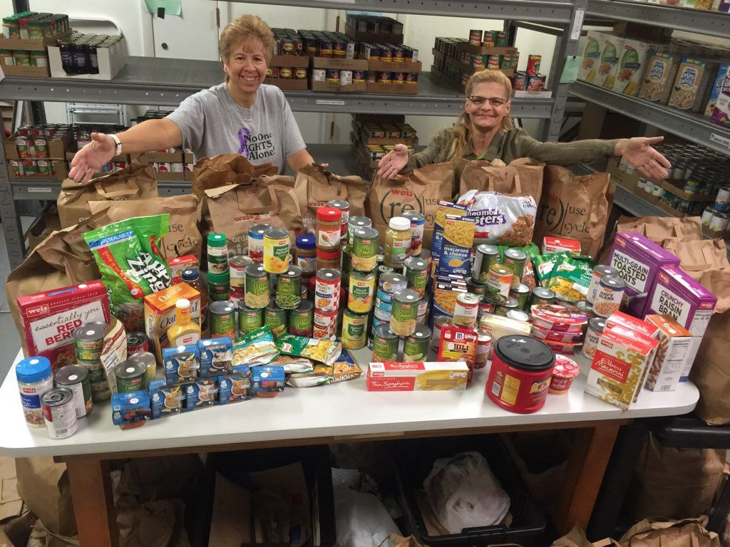 ProJeCt of Easton Interfaith Food Pantry