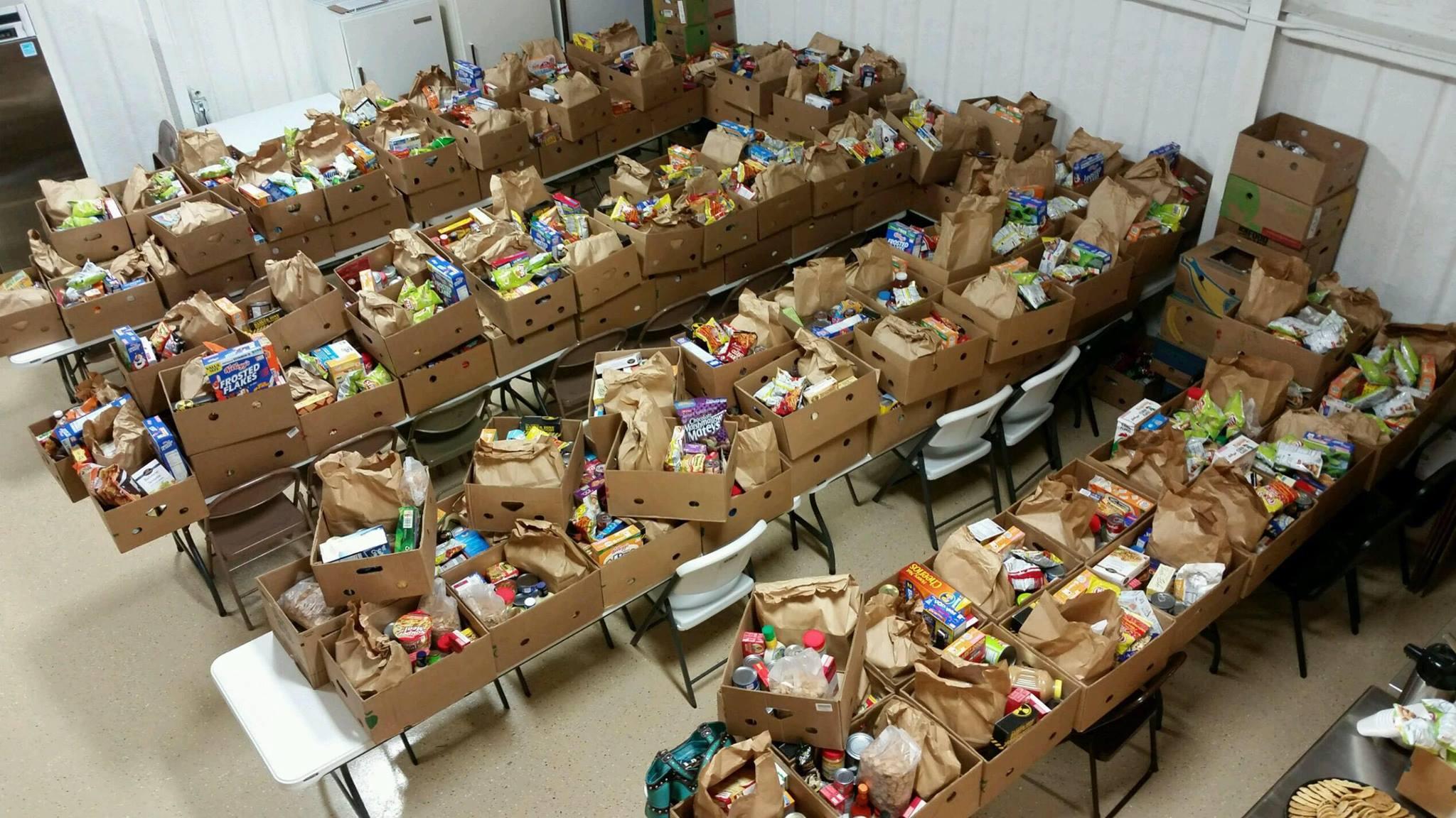 Harvest Food Ministry