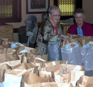 Roslindale Food Pantry - Congregational Church
