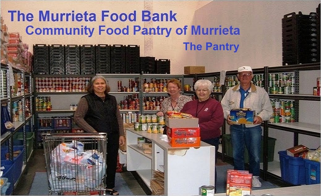 St. Martha Community Food Pantry of Murrieta