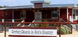 Cowboy Church in God's Country Food Ministry