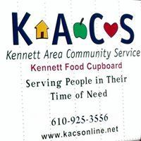 Kennett Area Community Service - Kennett Food Cupboard