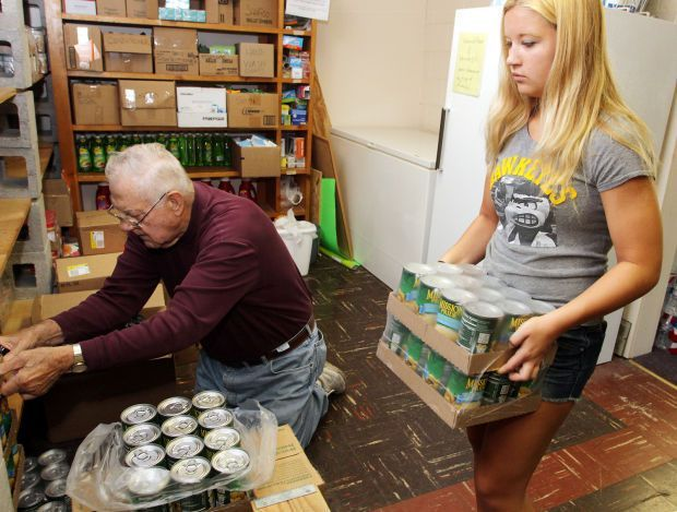 St. James Lutheran Church Food Pantry