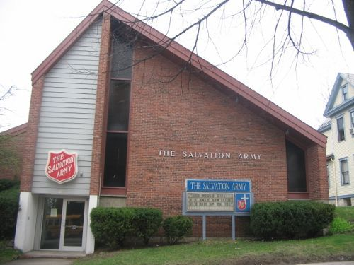 Salvation Army Food Pantry and Soup Kitchen
