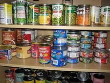 Foundation 2 Crisis Center Food Pantry