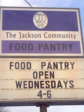 Jackson Community Pantry
