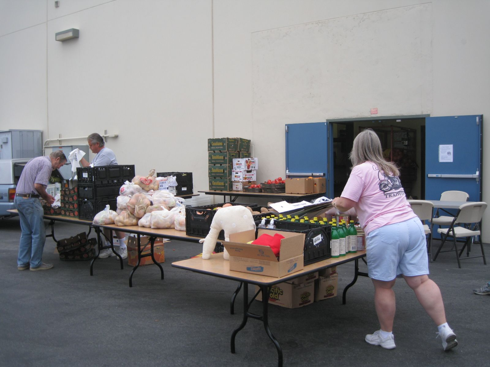 The Lighthouse Christian Center Food Pantry