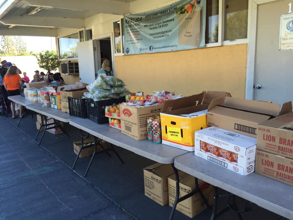 Khalsa Food Pantry