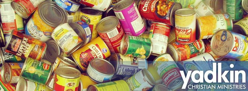 Yadkin Chritian Ministries Food Assistance