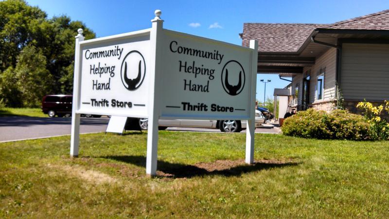 Community Helping Hand Food Shelf