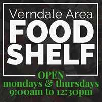 Verndale Area Food Shelf